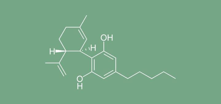 cbd-ganjanauta-struttura-cannabidiolo