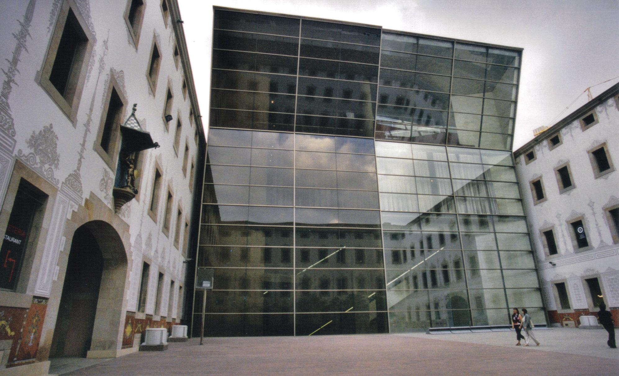 Musei gratuiti a barcellona il ganjanauta for Appartamenti al centro di barcellona