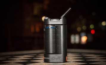 Crafty vaporizzatore portatile