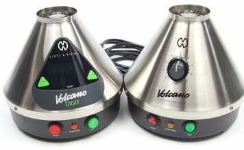 Volcano Classic e Digit vaporizzatori da tavolo