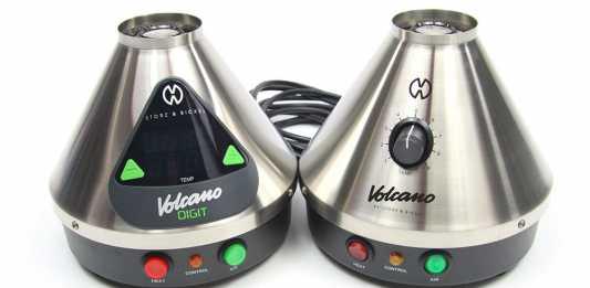 volcano vaporizador por storz&bickel