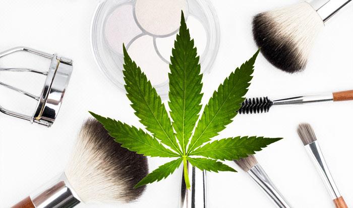 uso della canapa nei cosmetici