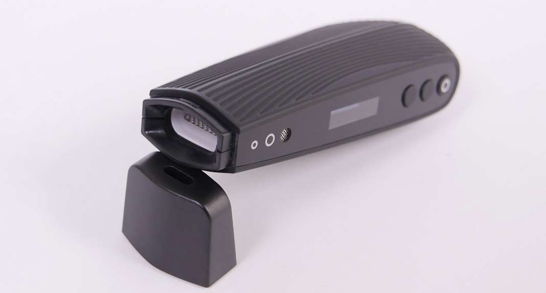 Boundless CFC vaporizzatore portatile