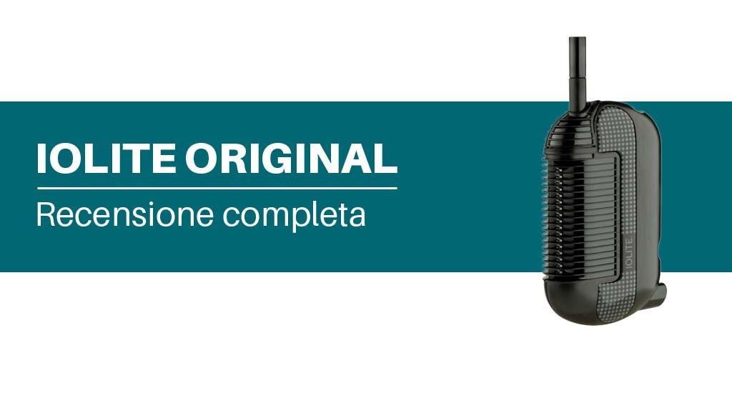 Iolite Original vaporizzatore portatile