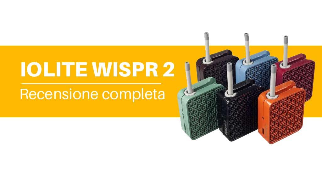 Iolite Wispr 2 vaporizzatore portatile