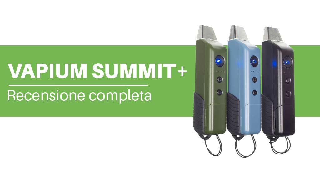 Vapium Summit Plus vaporizzatore a penna