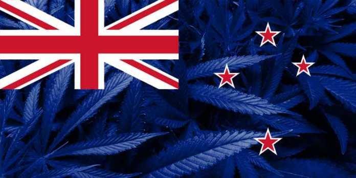 Referendum per la legalizzazione della cannabis in Nuova Zelanda