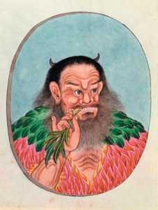 Shen Nung imperatore della Cina
