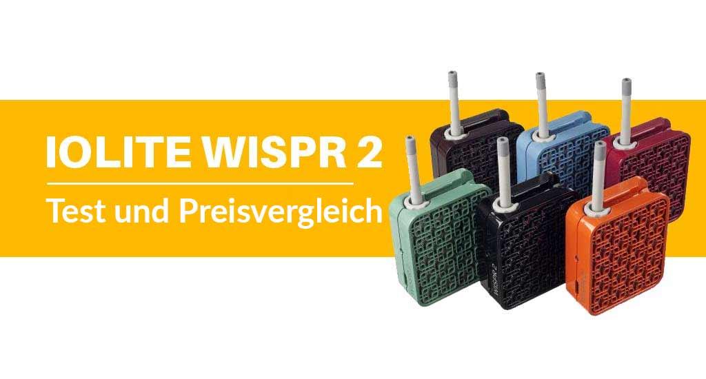 iolite wispr2 tragbaren Vaporizer