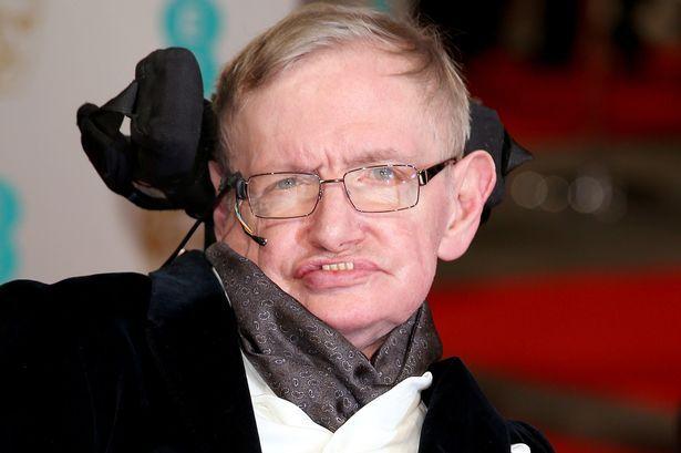 Stephen Hawking, noto scienziato affetto da SLA