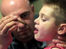 Somministrazione di cbd a bimbo affetto da sindrome di Dravet