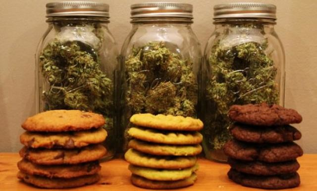 Biscotti alla cannabis