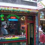 Un coffee shop olandese