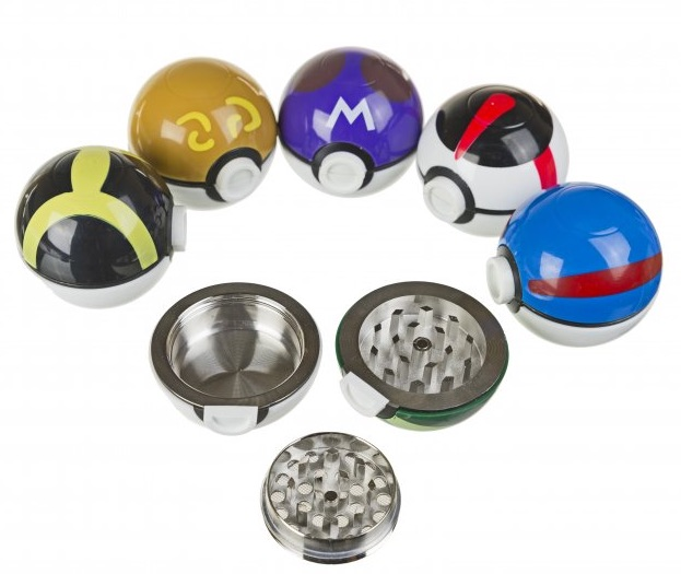 Grinder Pokemon